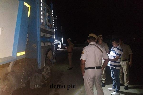 after chalan lineman cut power from police station