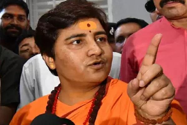 after shivraj singh sadhvi pragya thakur called nehru the criminal
