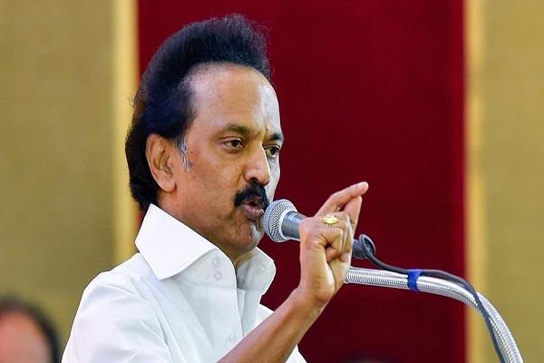 cbi to tear down chidambaram s house  insult to india  stalin