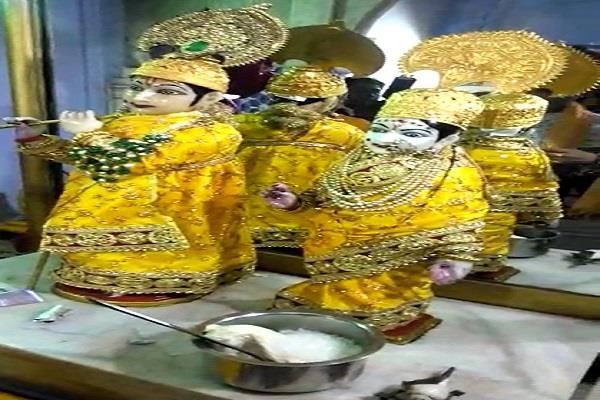 janmashtami special in gopal mandir