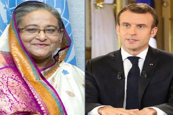 france and bangladesh urges pakistan for restraint kashmir issue bilaterally