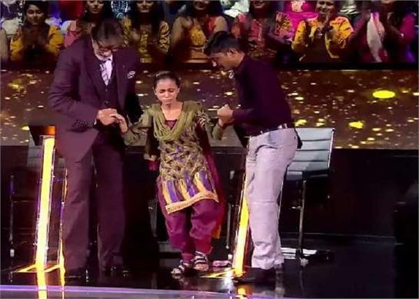 अमिताभ बच्चन ने किया इस बेटी को सलाम, जानिए नुपूर के 'सम्मान' की कहानी