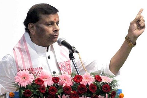 in tarnish image narottam mishra the kamal nath government scam probe by cbi