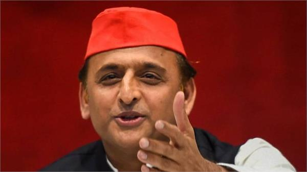 not ramraj in up bjp has taken lessons from ravana akhilesh