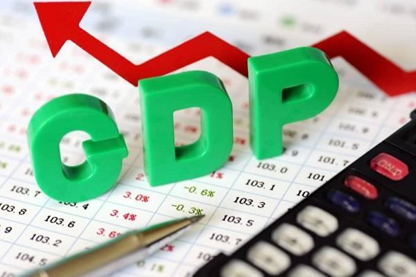 gdp growth dropped to 5 percent