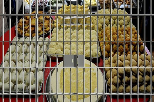 prisoners will do confection work in jail