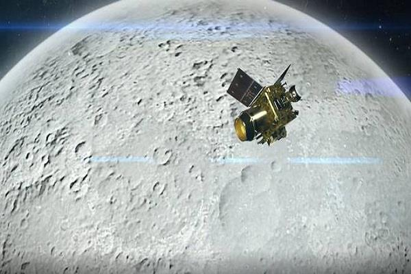 chandrayaan 2 successfully changed fourth class for the fourth time