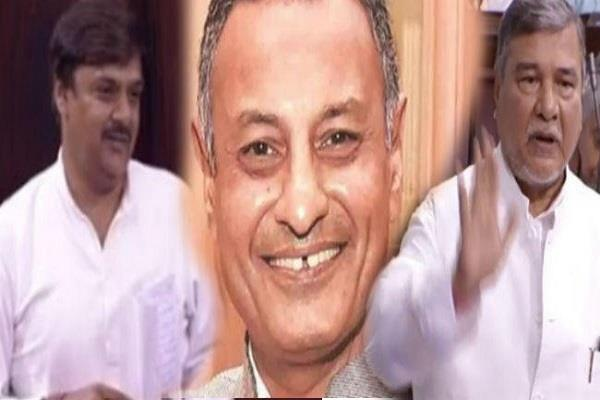 surinder singh nagar sanjay seth bhubaneswar kalita resignation from rs