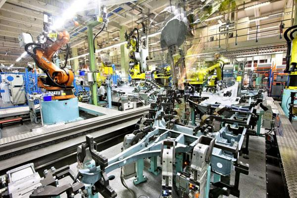 growth in industrial production declined to 2 in june 2019 up from 3 1 in may