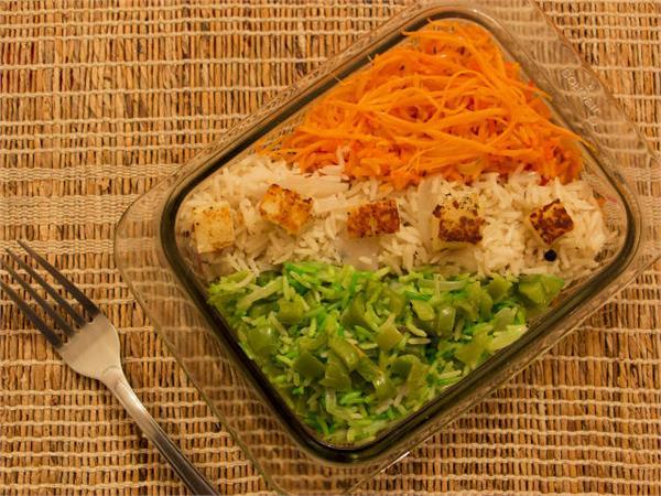 Independence Special ट्राई कलर में बनाएं स्वादिष्ट पुलाव
