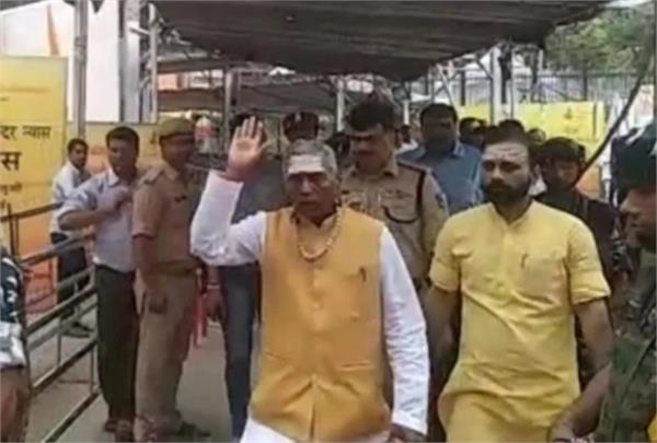 bihar governor s statement  only pm modi could have removed section