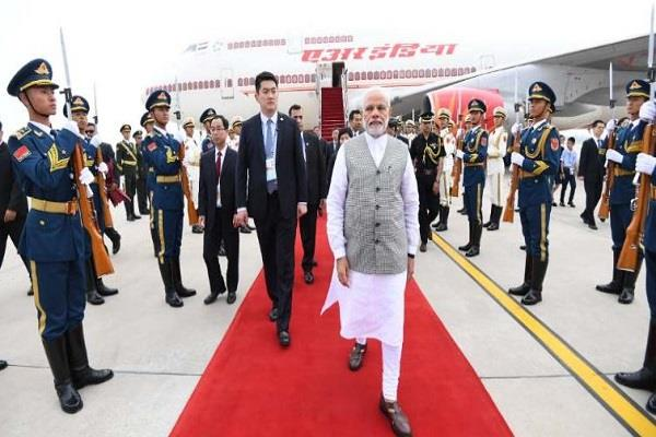 pm modi to visit france uae and bahrain to increase india strength
