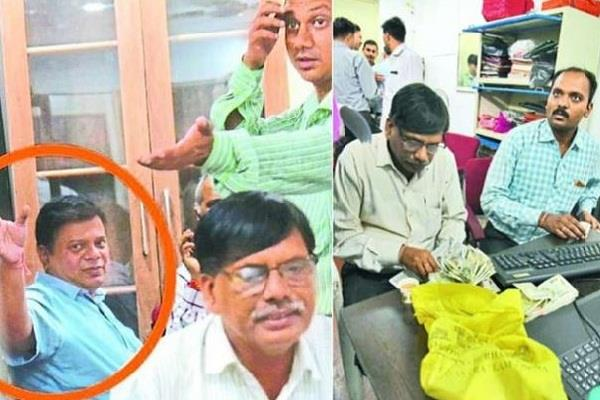 corrupt pwd officer will take big action matter reached to cm