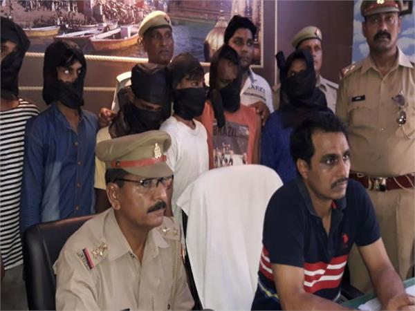 6 accused arrested for brutally killing businessman in varanasi