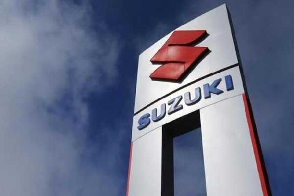 suzuki motor s operating income fell 46 in april june