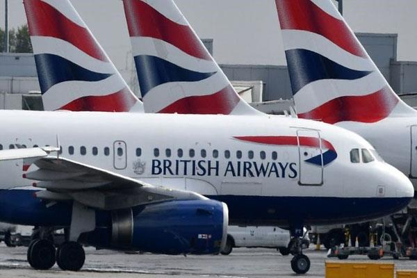british airways drafts in extra staff to deal with pilot strike chaos