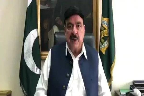after the current shock pakistani minister sheikh rashid said in shock