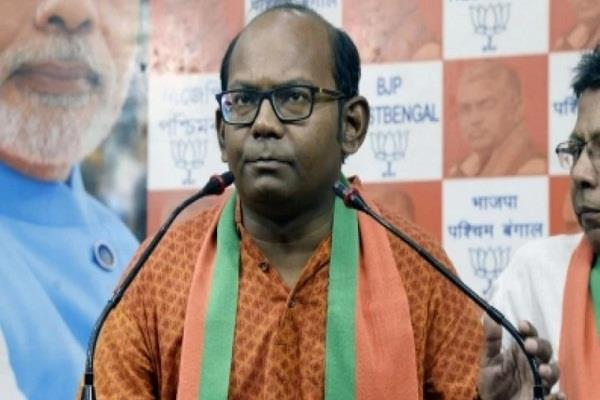bjp leader killed in bengal large number of police forces deployed