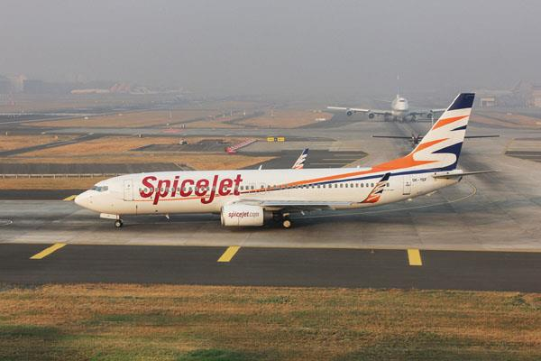 spicejet standalone q1 net at rs 261 70 crores