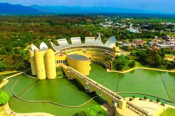 virasat e khalsa became the most visited abode in asia