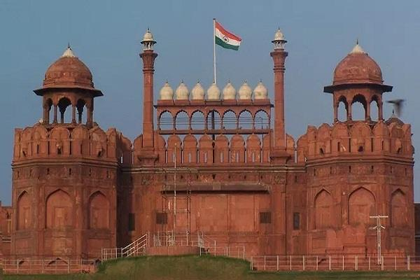 cameras equipped with facial recognition software for the first time at red fort