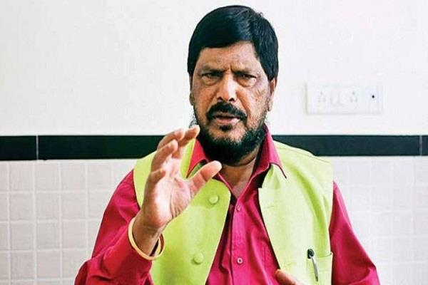 no debate on reservation needed it will remain athawale