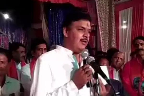 sp member of parliament surndra nagar resigns from rajya sabha