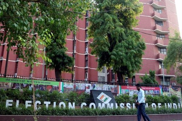 election commission asks the government to amend the law