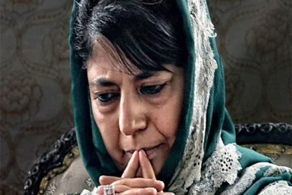 umar abdullah was also detained after mehbooba