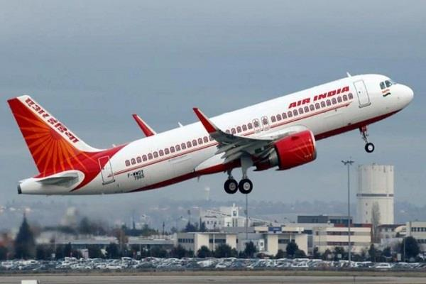 achievement air india becomes the first airline to fly from north pole