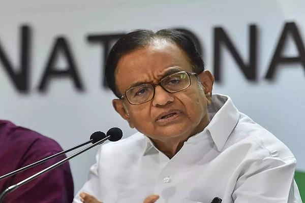 inx media case me and my family are being implicated p chidambaram