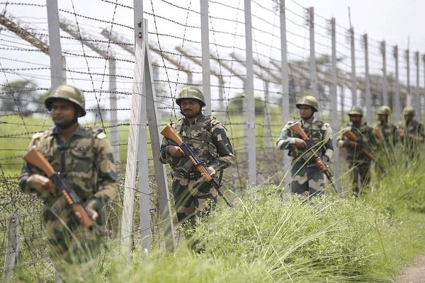 terrorism threat continues from across the border security forces on high alert
