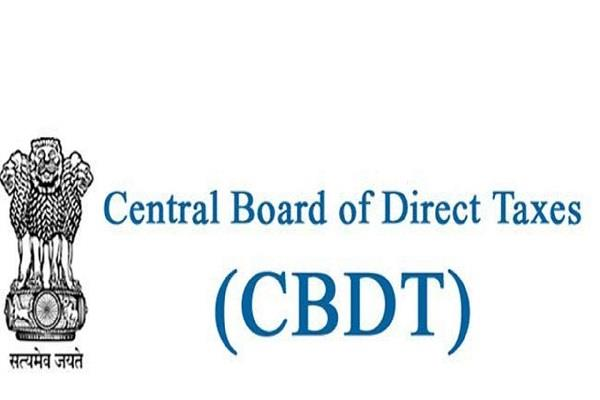cbdt constitutes special committee for startup issued notification