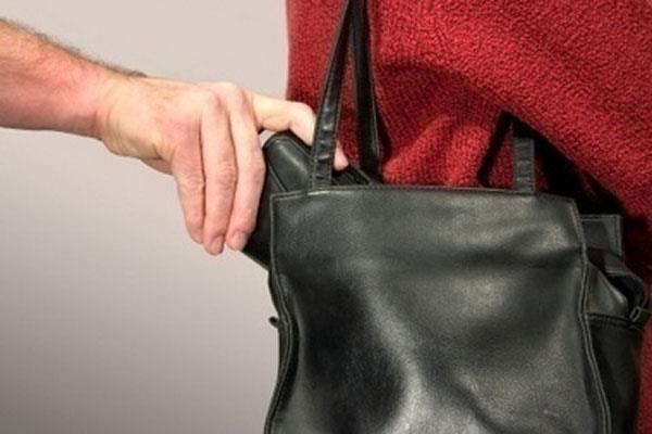 paparola woman bag 45 thousand stolen