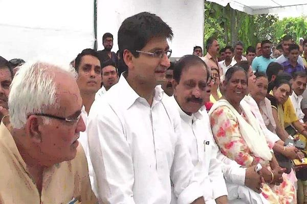 posters on the social media bhupendra and deepender hooda