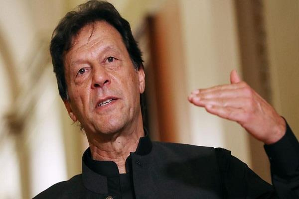 imran khan threatens war