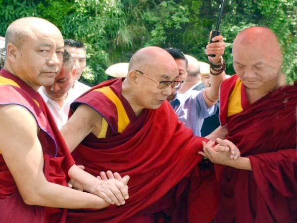 dalailama in bilaspur