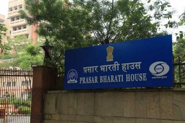 google extends partnership with prasar bharati