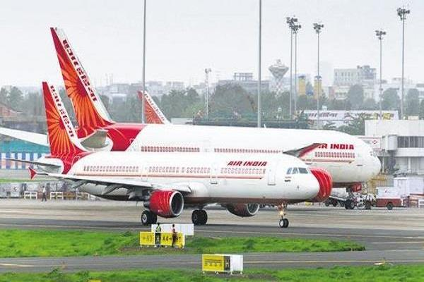 air india warns to stop fuel supply at two more airports