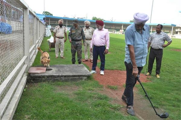 strict security management in jalandhar