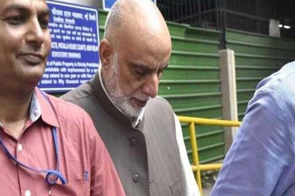 zahoor ahmad vatali accused of tire funding seized assets worth rs 1 73 crore