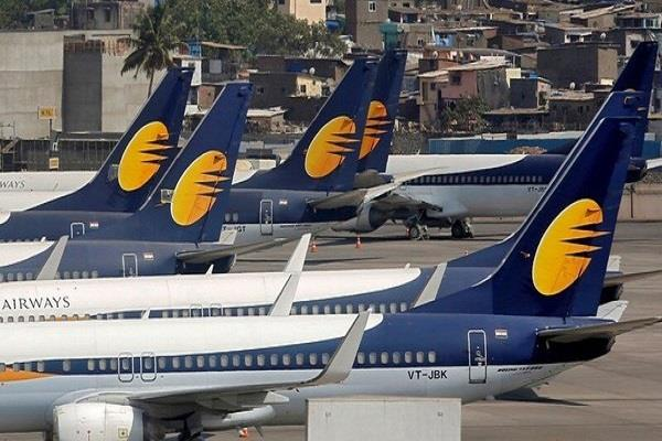 other airlines will be able to use the time of jet airways flights till december