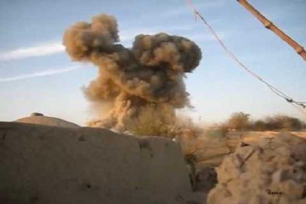 34 terrorists killed in airstrikes in afghanistan