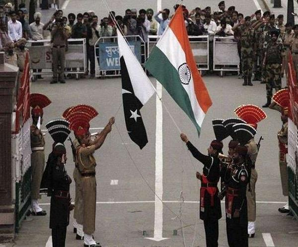 pakistan did not exchange sweets even on independence day