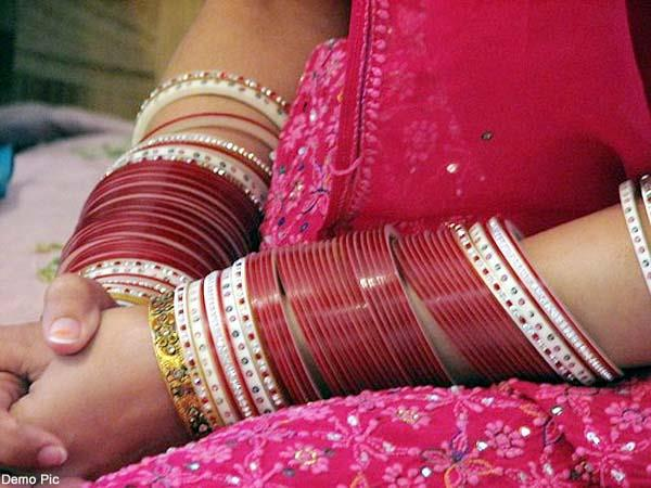 woman did second marriage with boyfriend