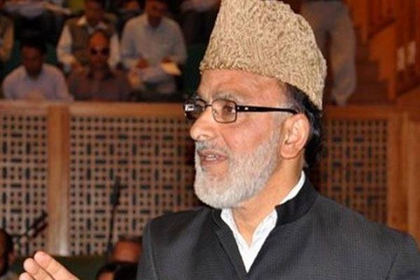 jammu and kashmir former minister ali muhammad sagar jailed in bareilly