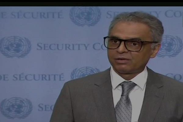 akbaruddin said in unsc outsiders have no meaning in verdict on kashmir