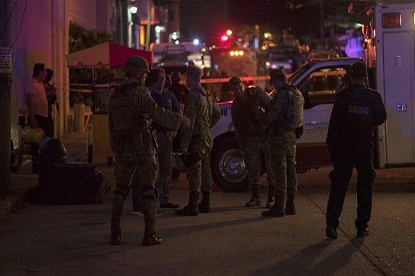 25 people killed in mexico bar attack