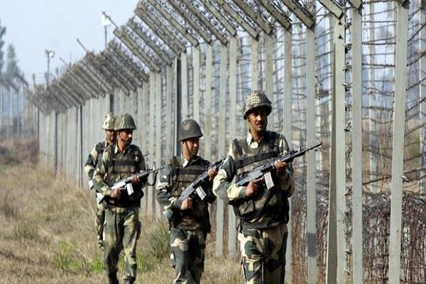 army is on high alert on the line of control after the removal of article 370