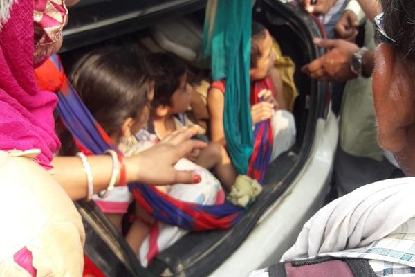PunjabKesari, baccha chor